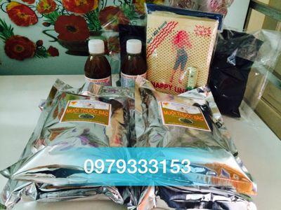 Bán muối thảo dược thuốc bắc săn bụng sau sinh tại Quận Hoàn Kiếm